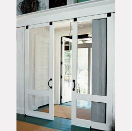 Screen Barn Door